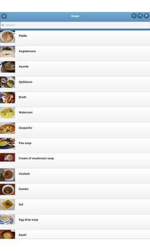 Soups apk screenshot