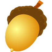 Nuts and seeds icon