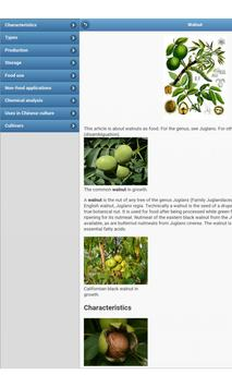 Nuts and seeds apk screenshot