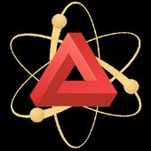 Wave physics icon