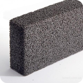 Thermal insulation materials icon