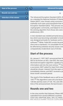 Ciphers apk screenshot