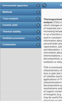 Physical chemistry apk screenshot