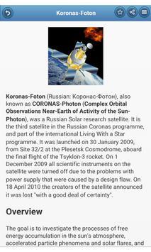 Space probes apk screenshot