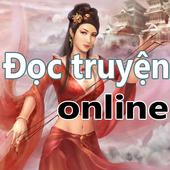 Doc truyen online icon