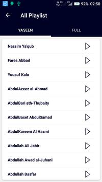 Yaseen Mp3 apk screenshot