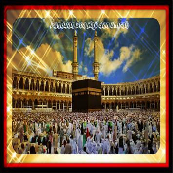 Panduan Doa Haji dan Umrah poster