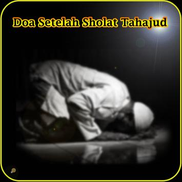 Doa Setelah Sholat Tahajud poster