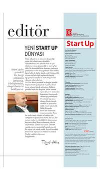 Start Up poster