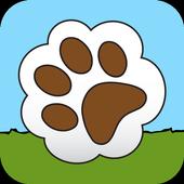 Doggy Logs - Dog Walk Tracker icon