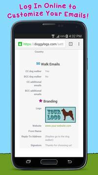 Doggy Logs - Dog Walk Tracker apk screenshot