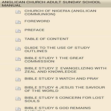 DNDN ADULT SUNDAY SCHOOL apk screenshot