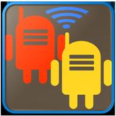 WiFi Walkie Talkie Easy icon