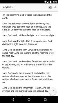 Bible KJV apk screenshot