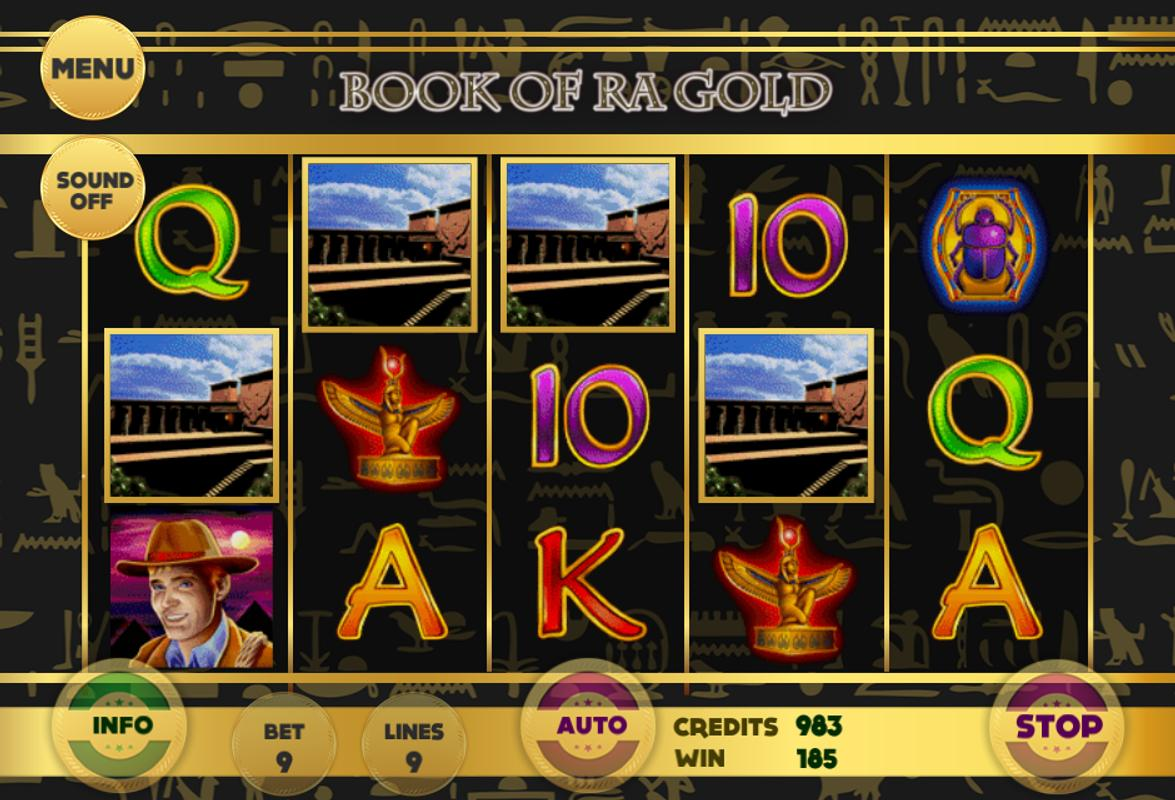 book of ra slot 2 games