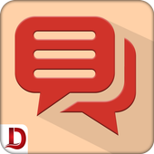 SMS Library-Add from inbox icon
