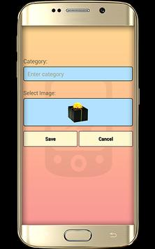 SMS Library-Add from inbox apk screenshot