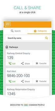 Only Toll Free Numbers - India apk screenshot