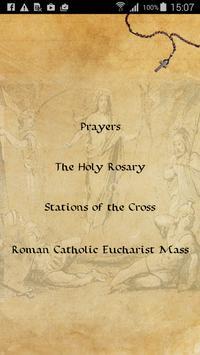 Catholic Prayers apk screenshot