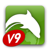 Dolphin Browser V9 icon