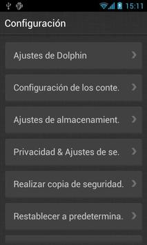 Dolphin Browser V9 apk screenshot