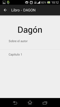 Dagon - Lovecraft apk screenshot