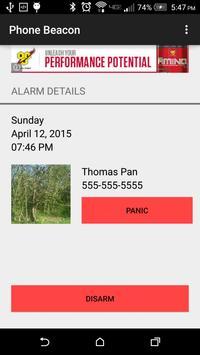 Phone Beacon apk screenshot