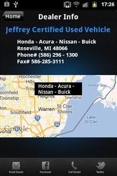 My Jeffreyauto.com apk screenshot