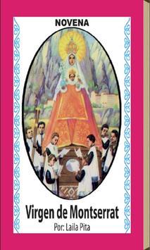 Virgen de Monsterrat Free poster