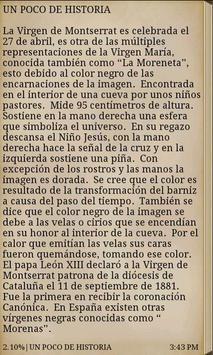 Virgen de Monsterrat Free apk screenshot