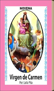 Virgen del Carmen Free poster