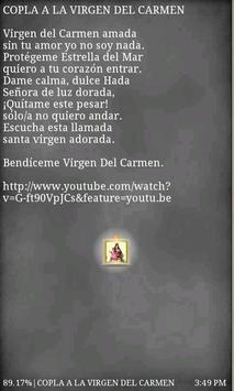Virgen del Carmen Free apk screenshot