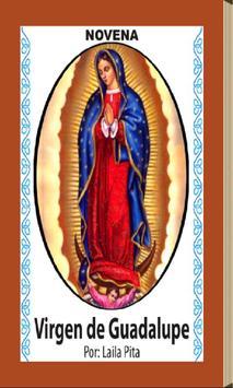 Virgen de Guadalupe Free poster