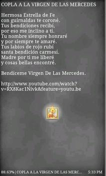 Virgen de las Mercedes Free apk screenshot
