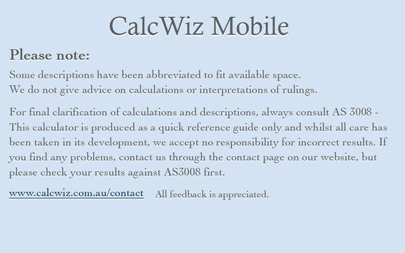 CalcWiz Lite apk screenshot
