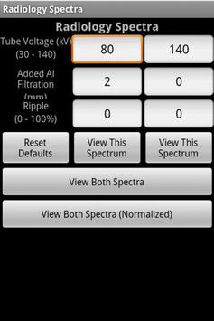 Radiology Spectra poster