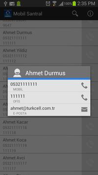 Turkcell Mobil Santral apk screenshot