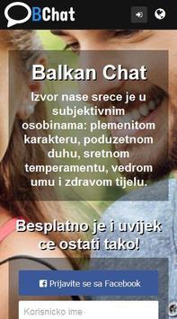 Balkan Chat poster