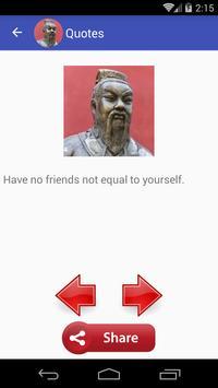 Confucius Quotes apk screenshot