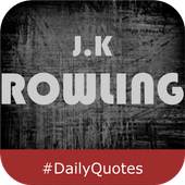J K Rowling Quotes icon