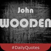 John Wooden Quotes icon