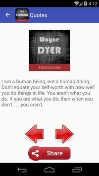 Wayne Dyer Quotes apk screenshot