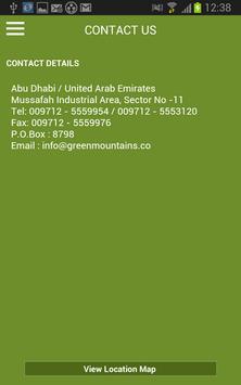 Green Mountains apk screenshot