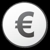 Litų į eurus skaičiuoklė icon