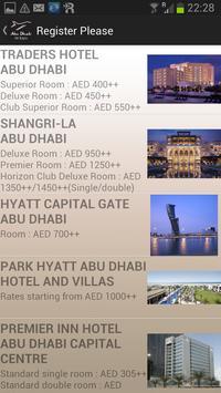 Abu Dhabi Air Expo apk screenshot