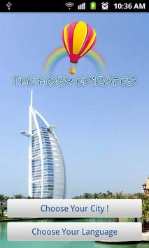 The Moby Emirates poster