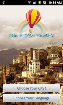 The Moby Yemen poster