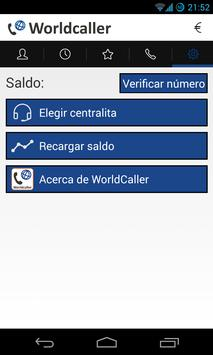 WorldCaller apk screenshot
