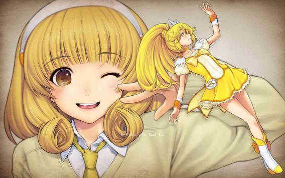 Anime girls apk screenshot