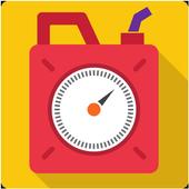 Калькулятор топлива icon